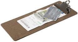 Klembord Securit 26.5cmx11.5cm hout