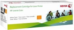 Tonercartridge Xerox 006R03459 HP CF402A 201A geel