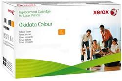 Tonercartridge Xerox 006R03347 Oki 44059165 geel