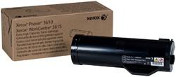 Tonercartridge Xerox 106R02731 HC zwart