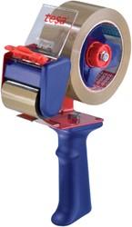 Handkartonsluiter Tesa met 2rol 50mmx66m transparant