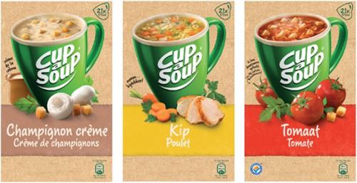 Cup-a-soup Indiase kerrie 21 zakjes-2