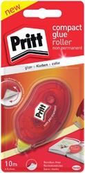 Lijmroller Pritt Compact non permanent op blister