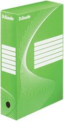 Archiefdoos Esselte Boxycolor 80mm groen