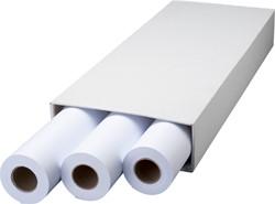 Inkjetpapier Fastprint Plot 610mmx50m 90gr