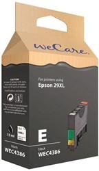 Inkcartridge Wecare Epson T299140 zwart HC