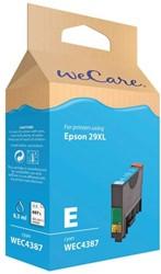 Inkcartridge Wecare Epson T299240 blauw HC