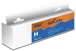 Inkcartridge Wecare HP 980A D8J07A blauw