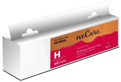 Inkcartridge Wecare HP D8J08A 980A rood