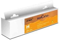 Inkcartridge Wecare HP 980A D8J09A geel