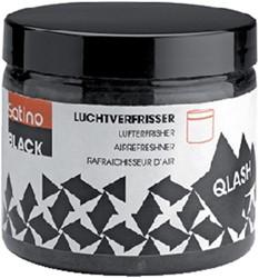 Luchtverfrisser Satino Black navulling Qlash 6x225ml