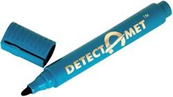 Viltstift detectie Detectamet rond blauw