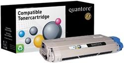 Tonercartridge Quantore Oki 44318608 zwart