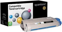 Tonercartridge Quantore Oki 44318607 blauw