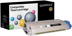 Tonercartridge Quantore Oki 44318605 geel