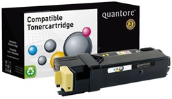 Tonercartridge Quantore Xerox 106R01596 geel