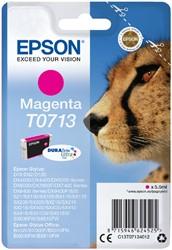 Inktcartridge Epson T0713 rood