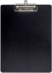 Klembord MAUL Flexx A4 staand zwart