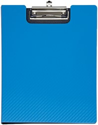 Klembordmap MAUL Flexx A4 staand PP blauw