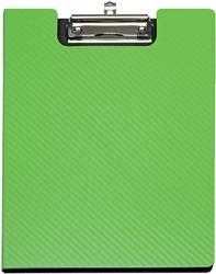 Klembordmap MAUL Flexx  A4 staand lichtgroen