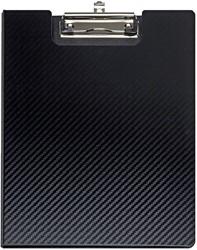 Klembordmap MAUL Flexx A4 staand PP zwart