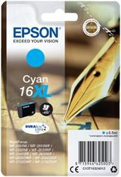 Inktcartridge Epson  16XL T1632 blauw HC