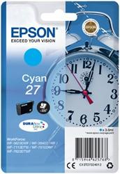 Inktcartridge Epson 27 T2702 blauw