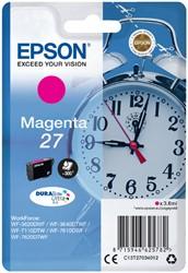 Inktcartridge Epson 27 T2703 rood