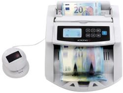 Geldtelmachine Acropaq F9 voor biljetten + valsgeldetectie