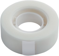 Onzichtbaar plakband Quantore 19mmx33m