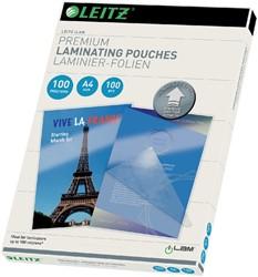 Lamineerhoes Leitz ILAM A4 2x100micron 100stuks