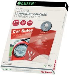 Lamineerhoes Leitz ILAM A4 2x175micron 100stuks