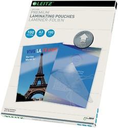 Lamineerhoes Leitz ILAM A3 2x100micron 100stuks