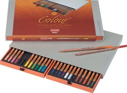 Kleurpotloden Bruynzeel Colour box 24stuks assort