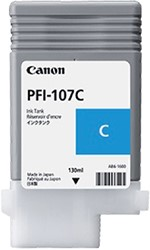 Inktcartridge Canon PFI-107 blauw