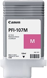 Inktcartridge Canon PFI-107 rood