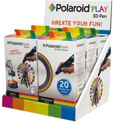 3D Polaroid display 3st 3D pennen en 3st navullingen