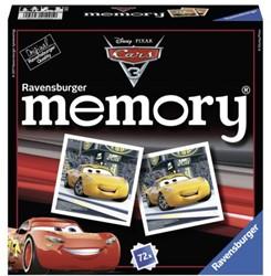 Spel Ravensburger Memory Cars 3