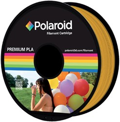 3D Filament Polaroid 1.75mm PLA 1kg goud
