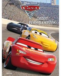 Verhalenboek groot Disney Cars 3