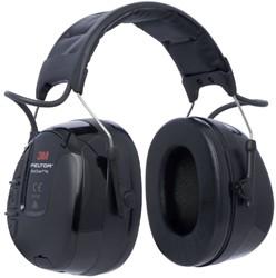 Oorkap 3m Peltor radio zwart