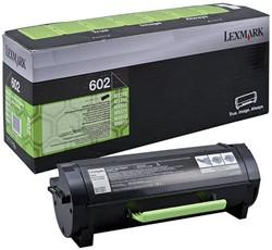 Tonercartridge Lexmark 60F2000 zwart