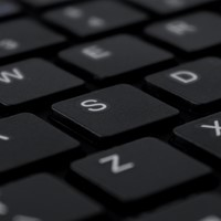 Ergonomisch toetsenbord R-Go Tools Split Qwerty zwart-2