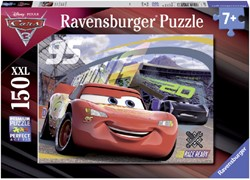 Puzzel Ravensburger Cars 3 XXL150 stuks