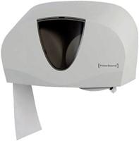 Toiletpapier PrimeSource Duo 1laags 400vel 64 rollen-1