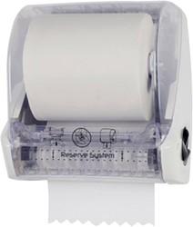 Dispenser Primesource handdoekrol Classic wit