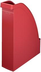 Tijdschriftcassette Leitz Plus rood