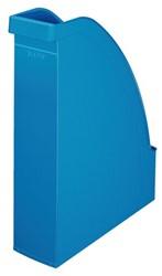 Tijdschriftcassette Leitz Plus lichtblauw