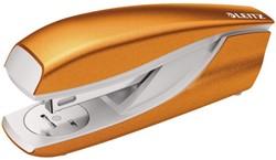 Nietmachine Leitz WOW New NeXXt 30vel 24/6 oranje