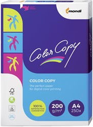 Laserpapier Color Copy A4 200gr wit 250vel